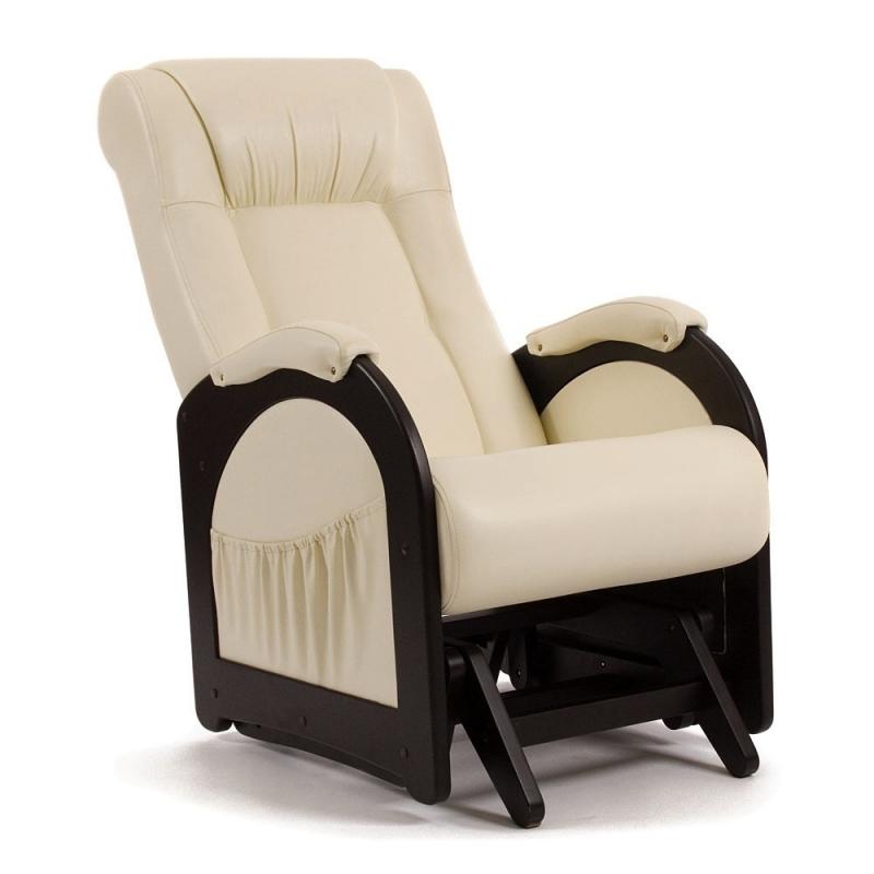 Кресло качалка глайдер Модель 48 без декоративной косички