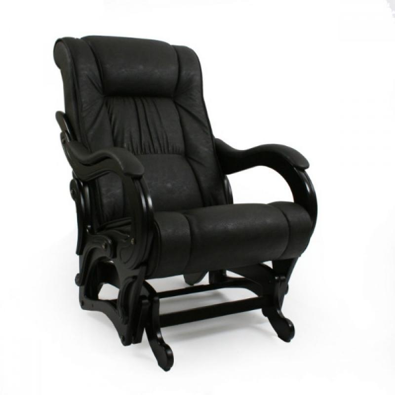 Кресло качалка глайдер Модель 78