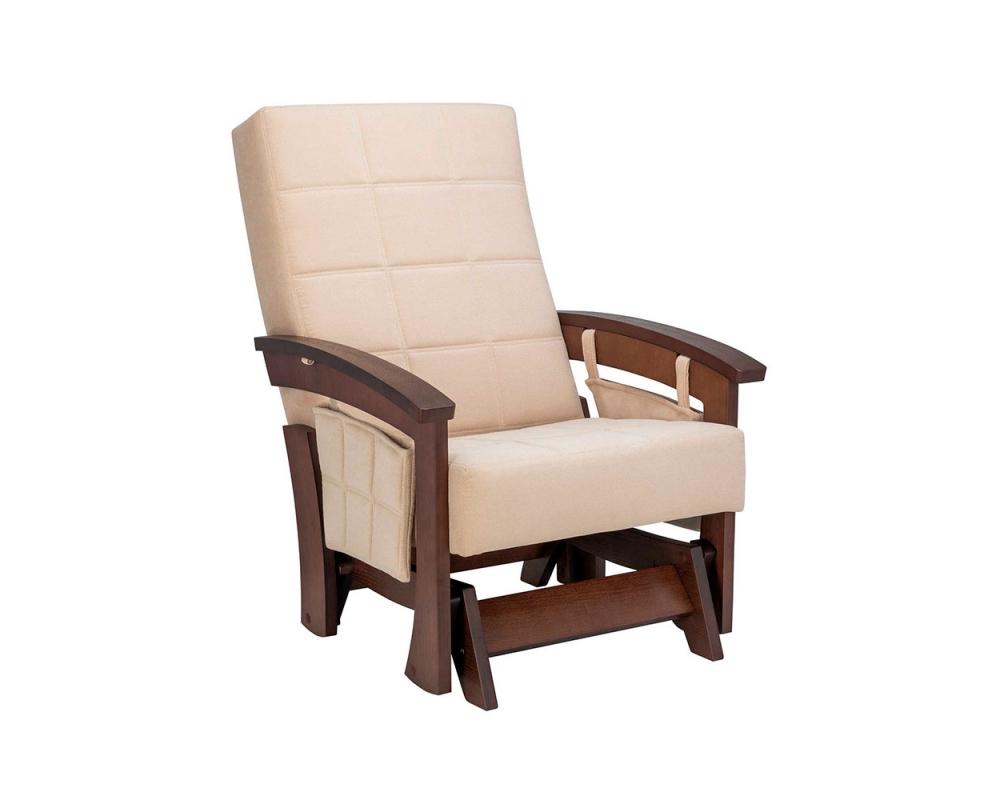 Кресло качалка глайдер Нордик