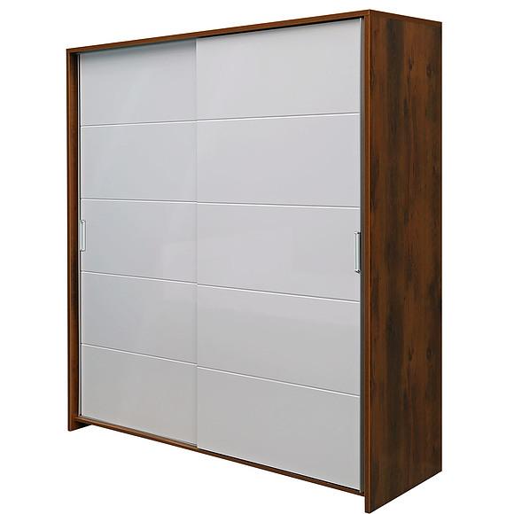 Шкаф-купе для одежды «Монако»